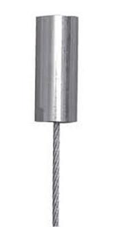 """Gripple No. 2 x 5' Barrel Hanger 1/4"""" (Pack of 10)"""