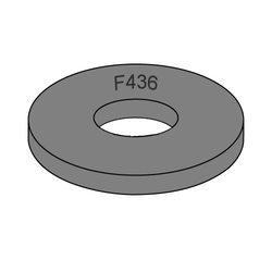 f436 structural washer