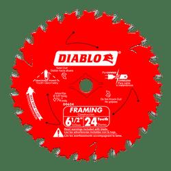 "carbide tipped circular saw blade,6"" circular blade for wood,framing blade,5/8"" Arbor,diamond knockout"