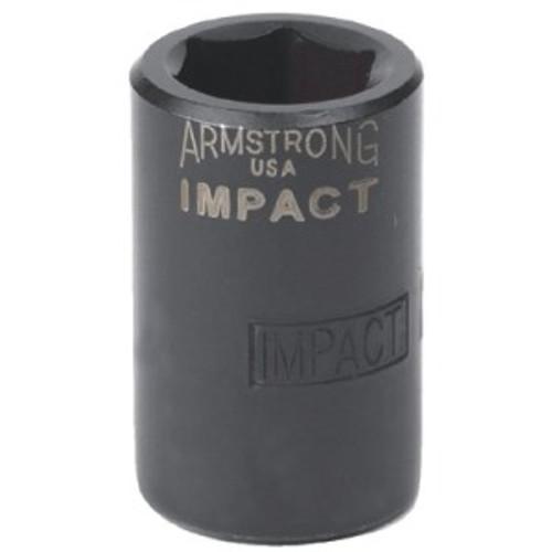 "1/2"" 6pt Impact Socket 3/8"" Drive"