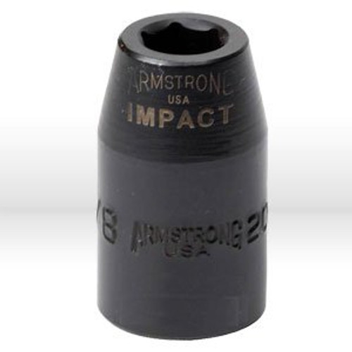 "9/16"" 6pt Impact Socket 1/2"" Drive"