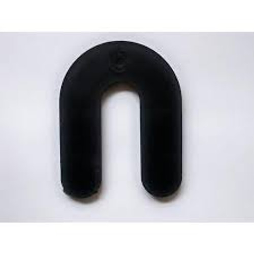 "1/4"" Black Plastic Shims - Pack of 100"