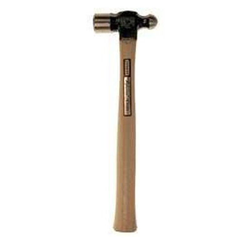 16 oz Wood Handle Ball Pein Hammer