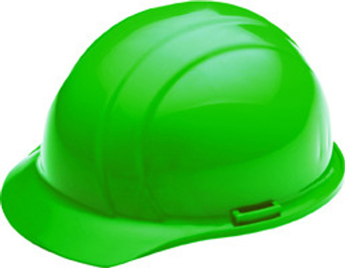 4-point Green Hard Hat