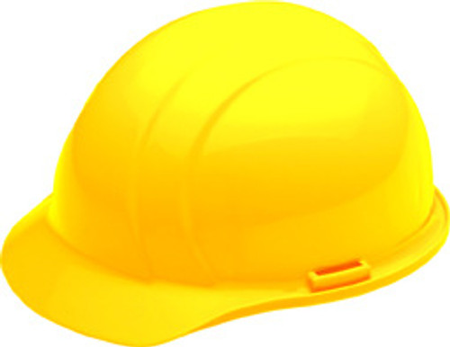 4-point Yellow Hard Hat