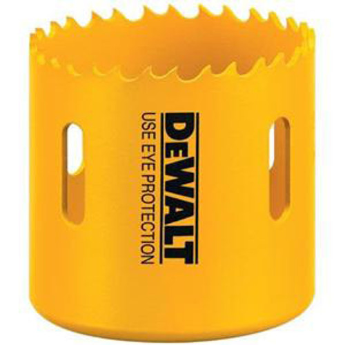 "1""    DEWALT BI-METAL HOLE SAW"