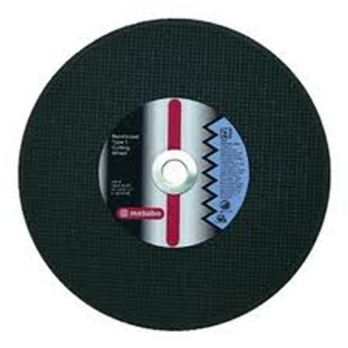 "Metabo 16"" x 3/32"" x 1"" Type 1 Chop Saw Wheels"