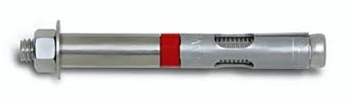 "Powers 1/4""x2"" Threshold Flat Head Lok-Bolt® Slotted 5500S"