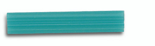 "Powers #10 - #12 x 1 1/2"" Green Fluted Anchor 7520"