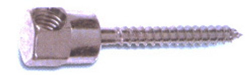 "Powers 1/4"" x 2"" Wood Side Anchor 7170"
