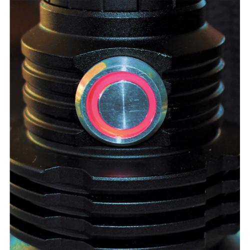 Voltec 08-00604 800 Lumen (10W) LED Rechargeable Flash Light