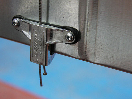 Gripple No 2 x 5' End Stop Duct Trapeze
