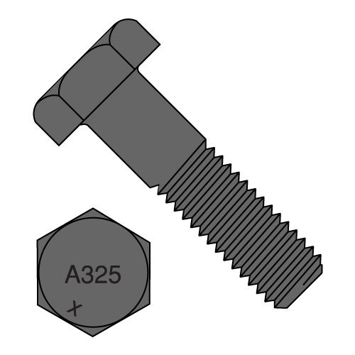 5/8-11 x 1-3/4 A325 Structural Bolt