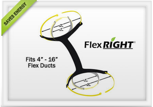 "Flexright Elbow Support 4""-16"""