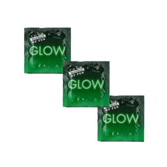 Four Seasons Glow N Dark Condoms