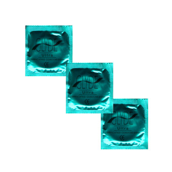 Glyde Ultra Condoms