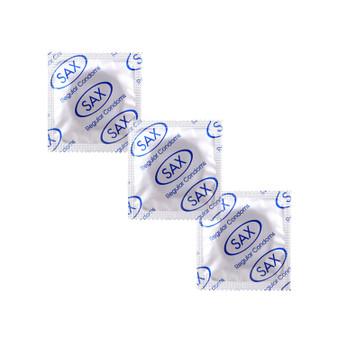 Sax Regular Fit Condoms