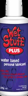Wet Stuff Plus Lubricants