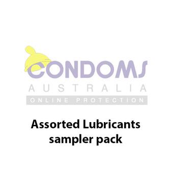 Assorted Lubricants Sampler Pack