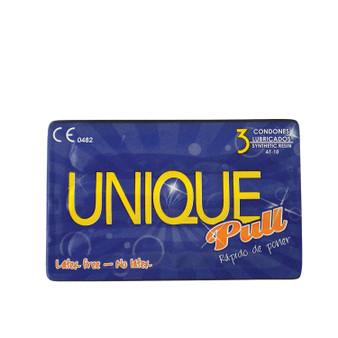 Glyde Unique Condoms (3 Pack)