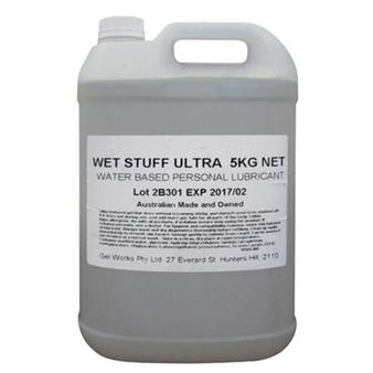Wet Stuff Ultra 5kg Bottle