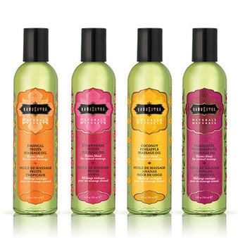 Kama Sutra Naturals Massage Oil (200ml)