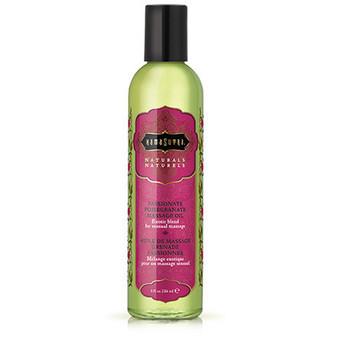 Kama Sutra Naturals Massage Oil Pomegranate