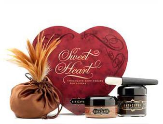 Kama Sutra Sweet Heart Box Chocolate