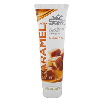 Wet Stuff Salted Caramel Personal Lubricant 100g