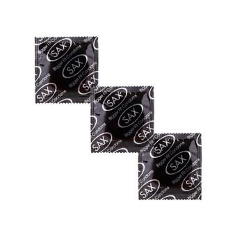 Sax BIGGER FIT (144 Condoms)