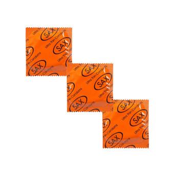 Sax ULTRA THIN (144 Condoms)