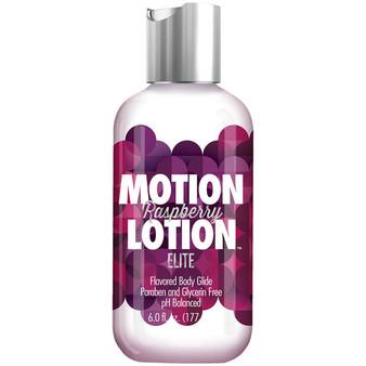Motion Lotion Elite Raspberry 6oz/177ml
