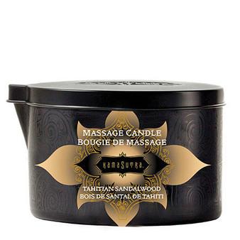 Kama Sutra Massage Candle Tahitian Sandalwood