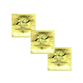 Glyde Maxi (100 Condoms)