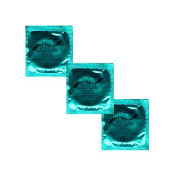 Glyde Ultra (100 Condoms)