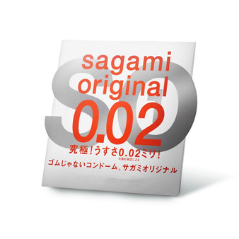 Sagami Original Tighter Fitting 002 Condom (1)