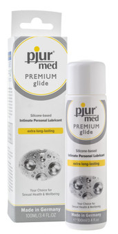 Pjur Med PREMIUM Glide Lubricant 3.4oz / 100ml