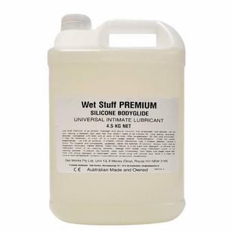 Wet Stuff PREMIUM Silicone Bodyglide lubricnats 4.5kg
