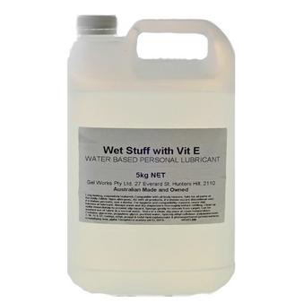 Wet Stuff Vitamin E Lubricants 5kg