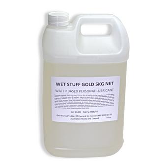 Wet Stuff Gold Lubricant 5kg