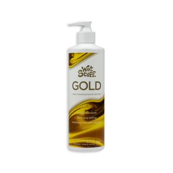 Wet Stuff Gold Lubricant (PUMP TOP) 550g