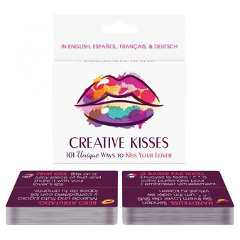 Creative Kisses Game