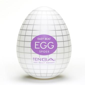 Tenga Egg Spider Masturbator