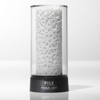 Tenga 3D Male Masturbator Pile