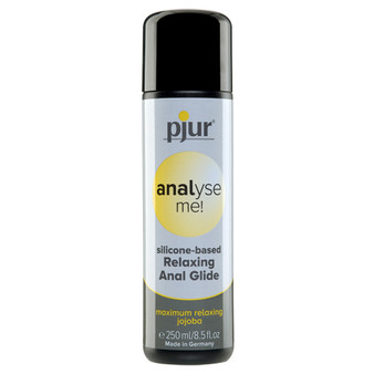 Pjur Analyse Me Relaxing Silicone Anal Glide 250ml