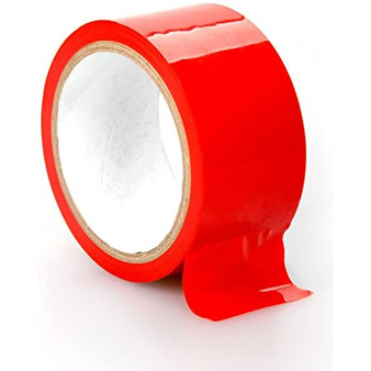 Fetish Fantasy Japanese Pleasure Bondage Tape Red