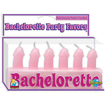 Pipedream Bachelorette Party Pecker Candles