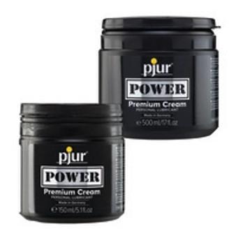 Pjur Power Cream Tubs
