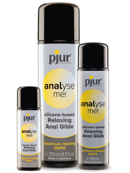Pjur Analyse Me Relaxing Silicone Anal Glide Lubricants