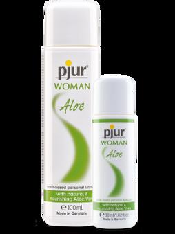 Pjur Woman Aloe Lubricants